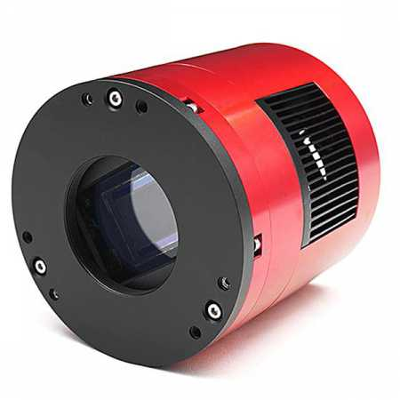 ZWO Color CMOS Camera ASI071MC Pro cooled - Chip D=28.4 mm