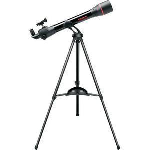 """Hvězdářský dalekohled Tasco AC 70/800 SpaceStation 70 AZ + Okulár 1.25"""" H 25mm + Okulár 1.25"""" H 10mm + Okulár 1.25"""" SR 4mm + Hledáček Red dot + Barlow čočka 3x + Měsíční filtr + Převratná čočka 1x"""