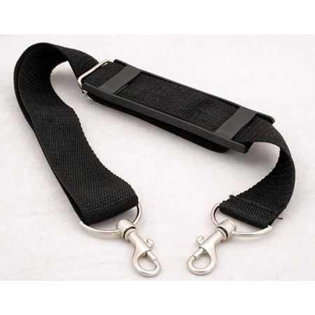 TS-Optics Shoulder belt for bags, cases etc. 145 cm, black