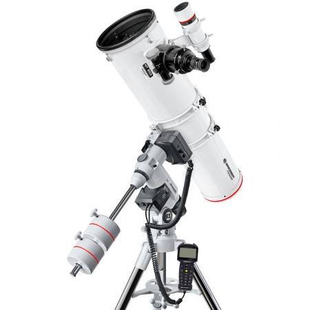 Hvězdářský dalekohled Bresser N 203/1200 Messier Hexafoc EXOS-2 GoTo