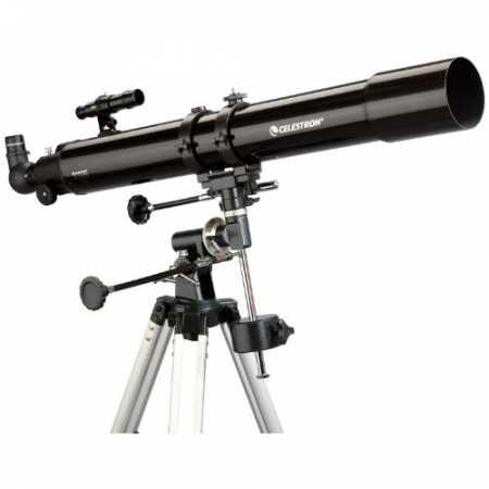 Hvězdářský dalekohled Celestron AC 80/900 PowerSeeker 80 EQ