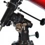 Hvězdářský dalekohled Binorum Evolution 114/500 RedLine EQ2