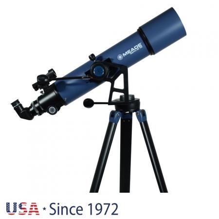 Hvězdářský dalekohled Meade 102/660 StarPro AZ