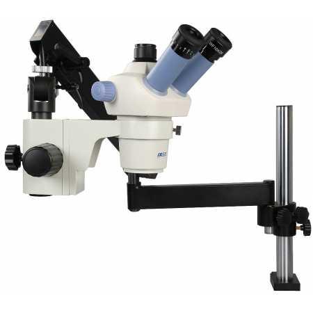 Mikroskop stereoskopický DeltaOptical SZ-430T 7x-30x + stativ F1