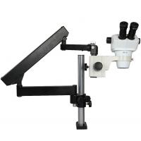 Mikroskop stereoskopický DeltaOptical SZ-630B 8x-50x + stativ F1