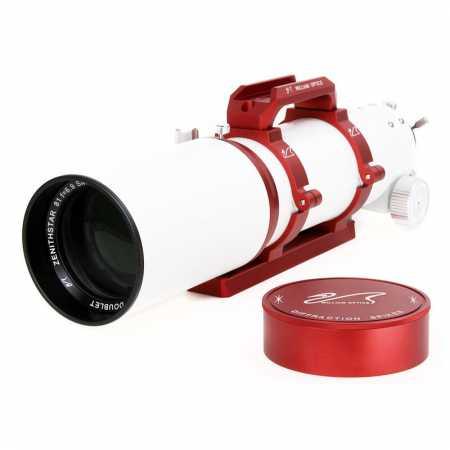 """Apochromatický refraktor William Optics 81/559 ZenithStar 81 Red OTA - <span class=""""red"""">Pouze tubus s příslušenstvím, bez montáže, bez stativu</span>"""