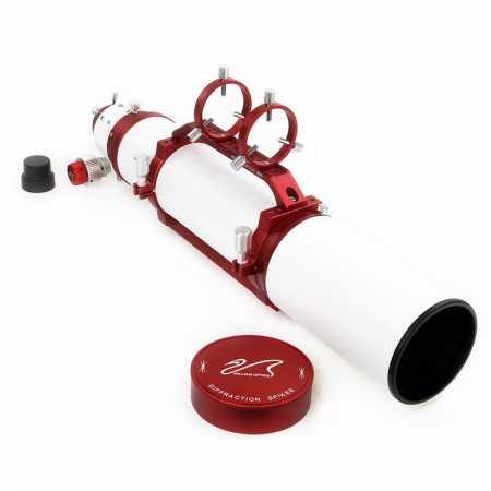 """Apochromatický refraktor William Optics 103/710 ZenithStar 103 Red OTA - <span class=""""red"""">Pouze tubus s příslušenstvím, bez montáže, bez stativu</span>"""