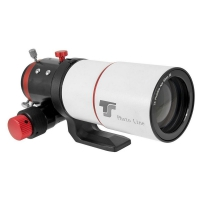 Apochromatický refraktor TS Optics 60/360 PhotoLine FPL53 Red OTA