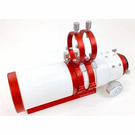 """Apochromatický refraktor William Optics 73/430 ZenithStar 73 Red OTA - <span class=""""red"""">Pouze tubus s příslušenstvím, bez montáže, bez stativu</span>"""