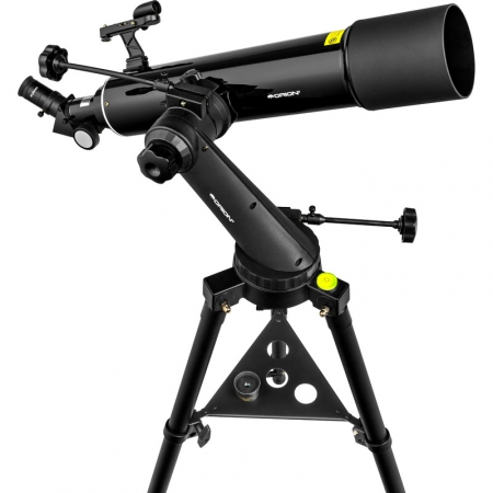 Hvězdářský dalekohled Orion AC 90/600 VersaGo E-Series