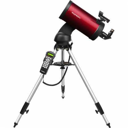 """Hvězdářský dalekohled Orion Maksutov MC 150/1800 StarSeeker IV AZ SynScan-GoTo - <span class=""""red"""">Pouze tubus s příslušenstvím, bez montáže, bez stativu</span>"""