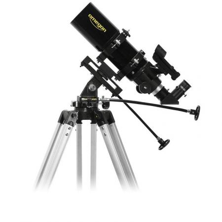 Hvězdářský dalekohled Omegon AC 80/400 AZ-3