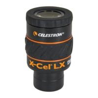 "OkulárCelestronX-Cel LX 1.25"" 12mm"