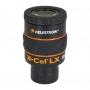 """OkulárCelestronX-Cel LX 1.25"""" 12mm - zvětšení 125x"""