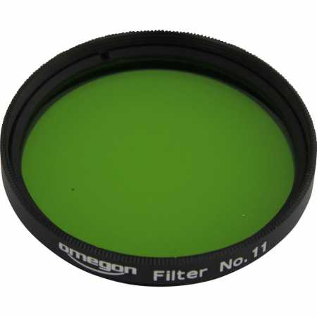 Filtr Omegon colour #11 yellowgreen 2″
