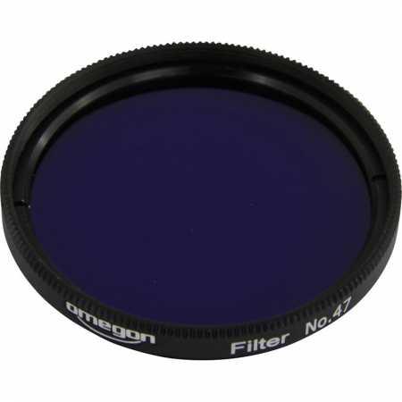 Filtr Omegon #47 2″ colour, violet