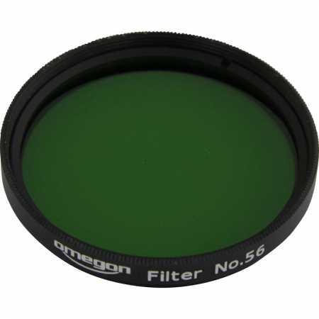 Filtr Omegon #56 2″ colour, light green