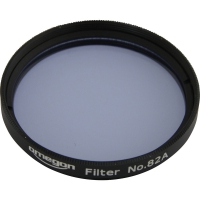 Filtr Omegon #82A 2'' colour, light blue