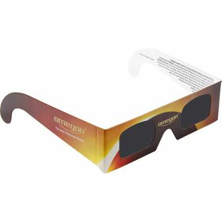 Filtr Omegon SunSafe solar eclipse viewing glasses