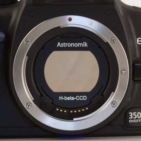 Filtr Astronomik H-Beta CCD EOS clip-