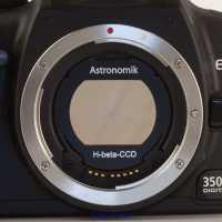 Filtr Astronomik Canon EOS OIII-CCD clip system, 6nm