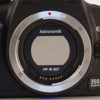 Filtr Astronomik ProPlanet 807 IR bandpass EOS clip