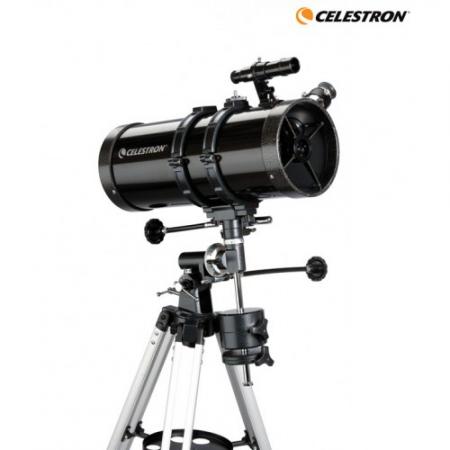 Hvězdářský dalekohled Celestron N 127/1000 PowerSeeker 127 EQ