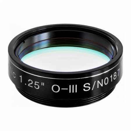 Mlhovinový filtr Explore Scientific OIII 1,25″