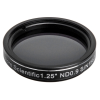 "Filtr Explore Scientific 1.25"" ND 0.9 neutral density"