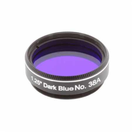 Filtr Explore Scientific Dark Blue #38A 1,25″