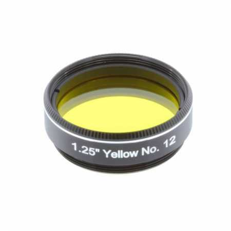 Filtr Explore Scientific Yellow #12 1,25″