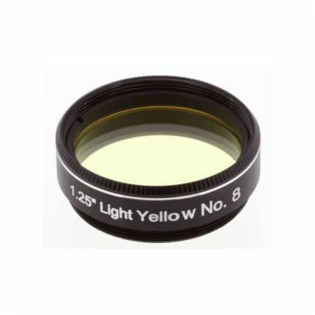 Filtr Explore Scientific Light Yellow #8 1,25″