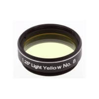 Filtr Explore Scientific Light Yellow #8 1,25″