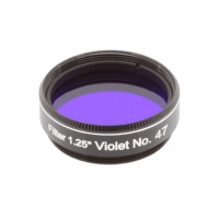 Filtr Explore Scientific Violet #47 1.25""