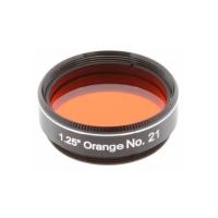 "Filtr Explore Scientific oranžový #21 1,25"""
