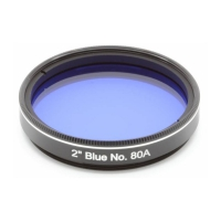 Filtr Explore Scientific Blue #80A 2""