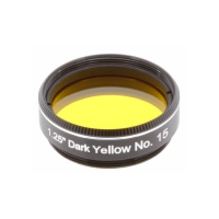 Filtr Explore Scientific Dark Yellow #15 1.25""