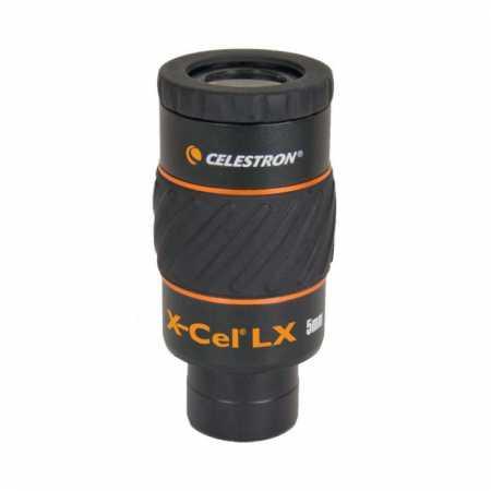 Okulár Celestron X-Cel LX 1,25″  5mm