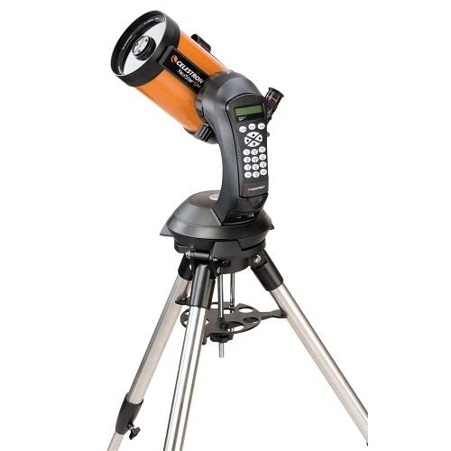 """Hvězdářský dalekohled SC 127/1250 Celestron NexStar 5SE Computerized + 1.25"""" Okulár 25 mm (50x) + Hledáček StarPointer + 1.25"""" diagonální zrcadlo + Stativ"""