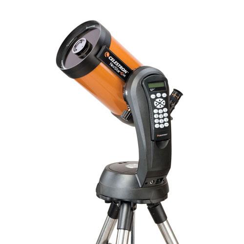 """Hvězdářský dalekohled SC 203.2/2032 Celestron NexStar 8SE Computerized + 1,25"""" Okulár 25 mm + Hledáček StarPointer + 1.25"""" diagonální zrcadlo + plně automatizovaná azimutální montáž + Stativ"""