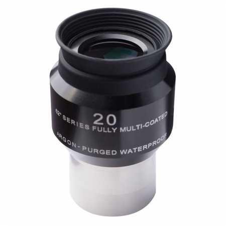Okulár Explore Scientific LER Ar 1,25″, 20mm, 62°