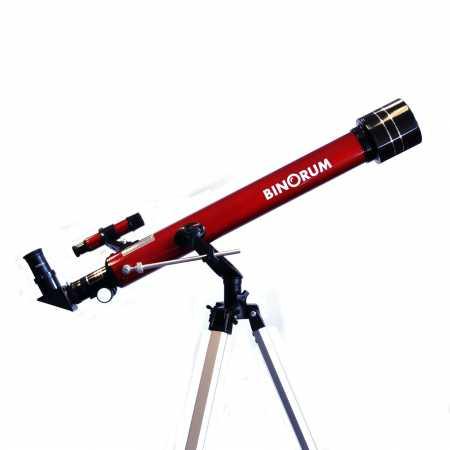 Hvězdářský dalekohled Binorum Galileo 60/700 AZ2