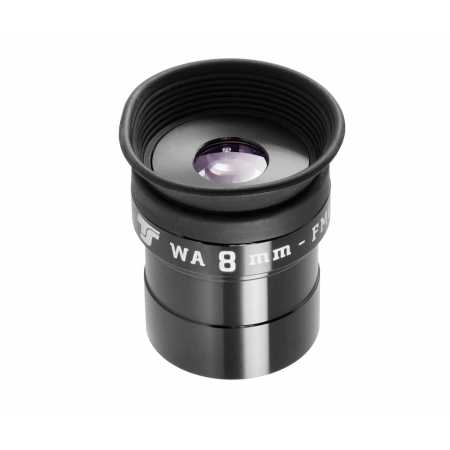 Okulár Teleskop-Service WA 70° 8mm 1,25″