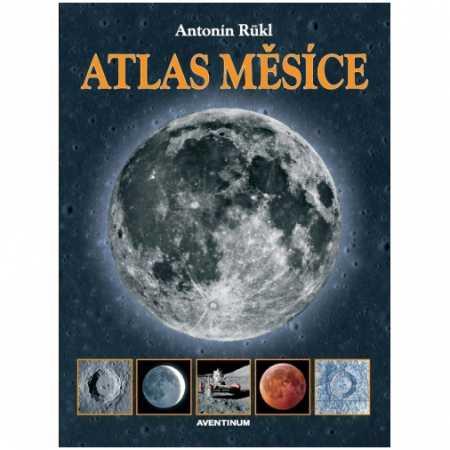 Atlas Měsíce. Antonín Rükl.