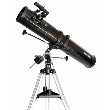 Hvězdářský dalekohled Sky-Watcher N 114/900 EQ1