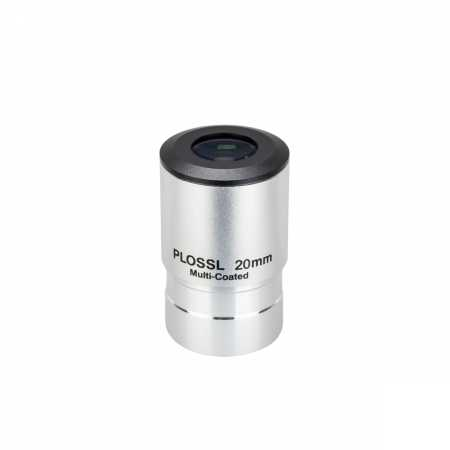 Okulár Sky-Watcher Silver Plossl 20mm 1,25″