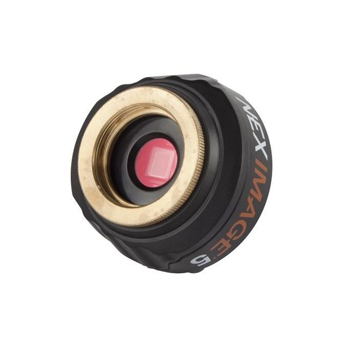 "Barevná CCD kamera Celestron NexImage 5 Solar System Imager + NextImage 5 Camera + 1.25"" adaptér + USB kabel + ICAP NextImage a Registax software"