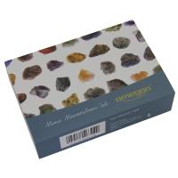 Mini sada minerálů Omegon (v němčině)