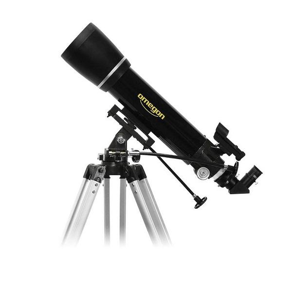 Hvězdářský dalekohled Omegon AC 102/600 AZ-3
