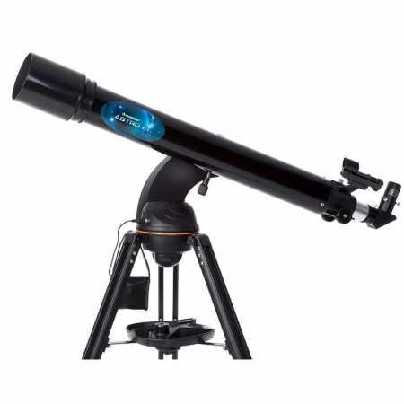 Hvězdářský dalekohled Celestron AC 90/910 AZ GoTo Astro Fi 90